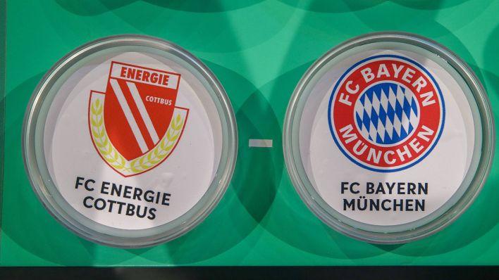 Erste Runde Im Dfb Pokal Energie Cottbus Gegen Bayern