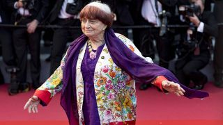 Agnès Varda beim 71. Filmfestival in Cannes (Foto: imago stock&people/Norbert Scanella)
