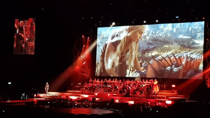 Game of Thrones live in concert