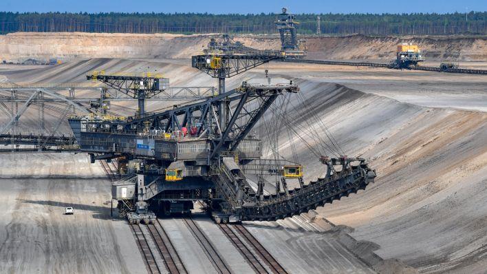 Leag fährt Geräte im Tagebau Jänschwalde wieder an
