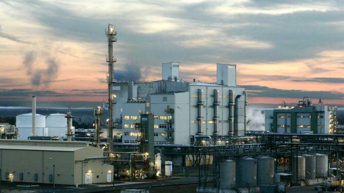 BASF Schwarzheide stellt teilweise auf Kurzarbeit um