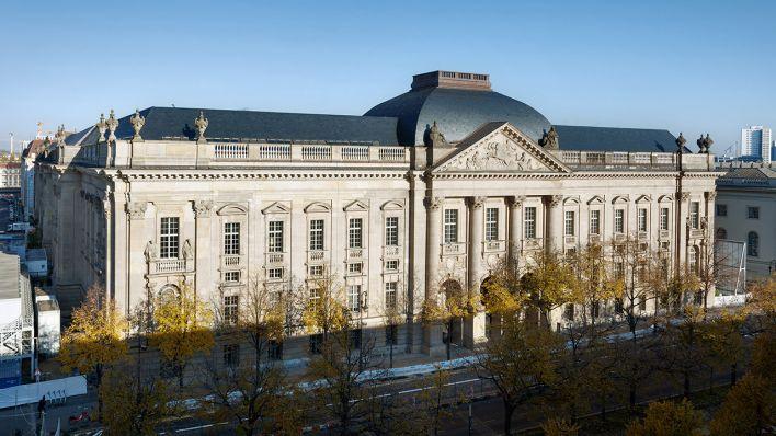 Staatbibliothek Berlin