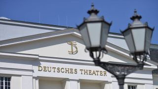 Deutsches Theater in Berlin © imago/Schöning