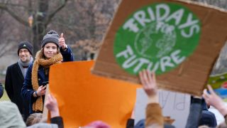 Fridays for Future Demonstration © imago/snapshot/Krause
