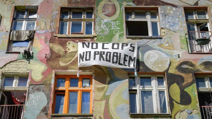 Rigaer Straße: Berliner Polizei gründet spezielle