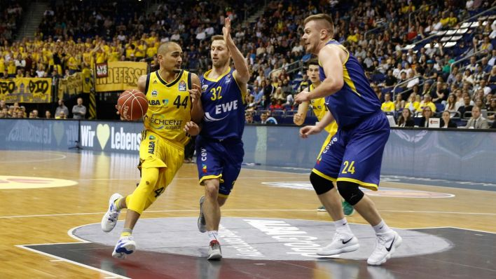 Alba Berlin vs. EWE Baskets Oldenburg