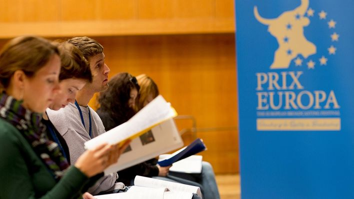 Prix Europa Opening am 18.10.2014; Quelle: PRIX EUROPA