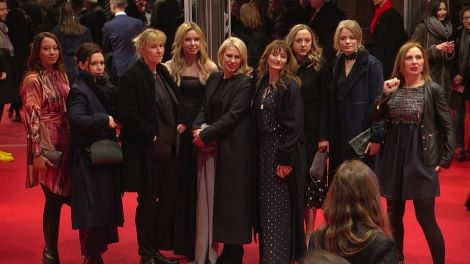 Roter Teppich Berlinale (Quelle: rbb)