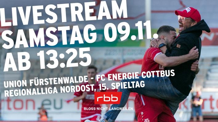 Union Fürstenwalde - Energie Cottbus