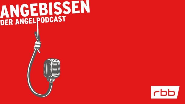 """""""Angebissen"""" - der Angel-Podcast vom rbb ist gestartet"""