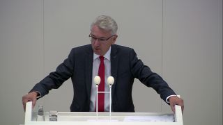 Mike Bischoff (SPD) Quelle: rbb