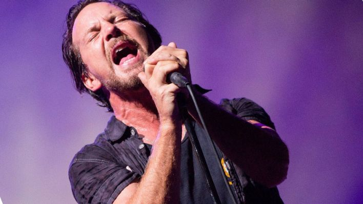 Pearl Jam Snger In Zitadelle Spandau