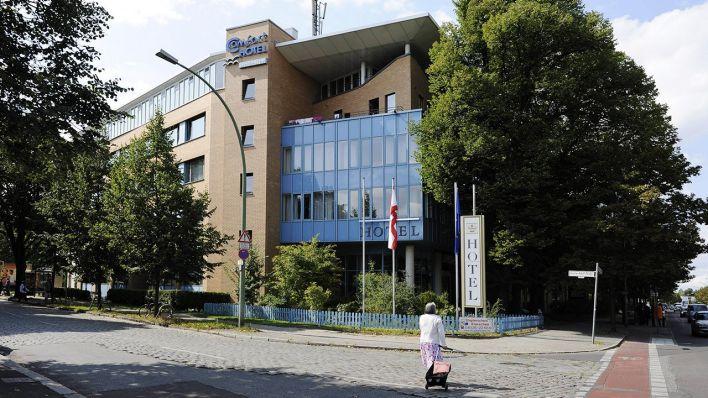 Hotel Berlin Kurzfristig