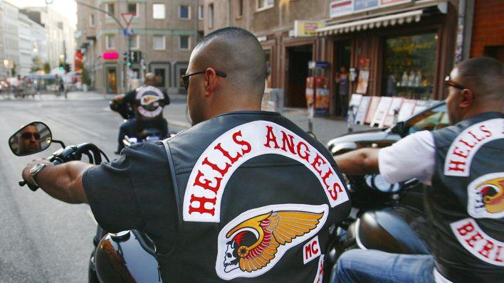 Hells angels und ihre frauen