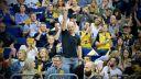 Basketball, Berlin, 16.05.2017, easyCredit-BBL / 1. Bundesliga Saison 2016 / 2017, Playoffs Viertelfinale: Spiel 4, Alba Berlin - FC Bayern München. Ex-Alba-Coach Sasa Obradovic zu Gast (Quelle: imago / Tilo Wiedensohler).
