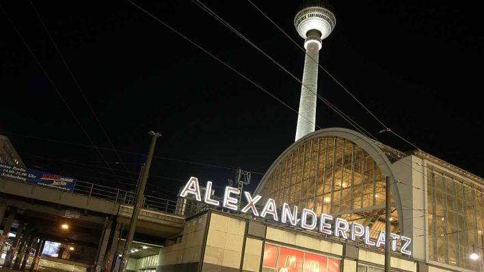Bahnhof Alexanderplatz in Berlin (Quelle: imago/Ralph Peters)