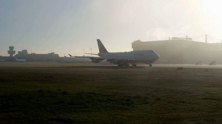 Fluglinie Profitiert Von Air Berlin Ende Lufthansa übernimmt
