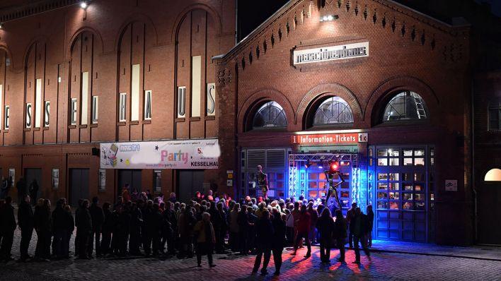 silvester kulturbrauerei berlin erfahrung