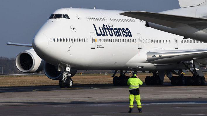 Nur Noch Bis April Lufthansa Streicht Direktflug Von Berlin Nach