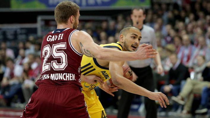 Basketball Bundesliga Alba Berlin Schlägt Bayern München Rbb24