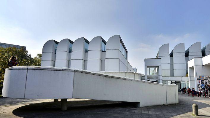 Sechs Wochen Freier Eintritt Open House Im Leeren Bauhaus Archiv