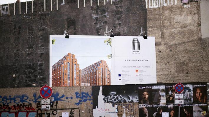 zalando zieht nicht auf ehemalige cuvry brache in berlin rbb 24. Black Bedroom Furniture Sets. Home Design Ideas