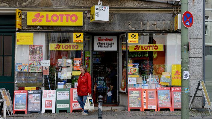 Berliner Lotto Glückspilz Rund 43 Millionen Gehen Nach Neukölln