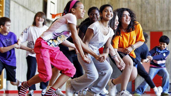 Projektarbeit An Berliner Schulen Mit Tanzen Und Theaterspielen