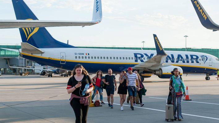 Auch Berliner Verbindungen Könnten Betroffen Sein Ryanair