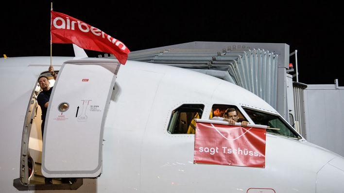 Ein Jahr Air Berlin Pleite Abwicklung Wird Noch Jahre Dauern Rbb24