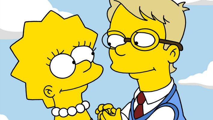 "Filmstill ""Die Simpsons"" aus der Folge ""Trilogy of Error"" (Quelle: imago/imago/Cinema Publishers Collection)"