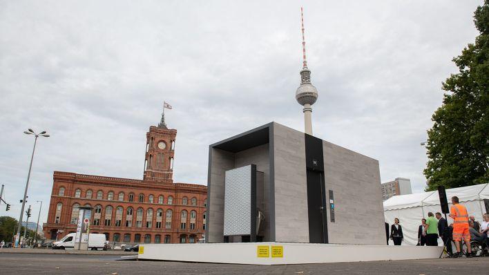 Wall Präsentiert Prototyp Für Neue City Wcs Wenn Das Verstopfte