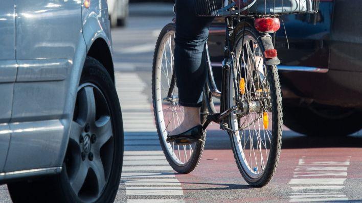 welches verhalten ist richtig radfahrer von rechts