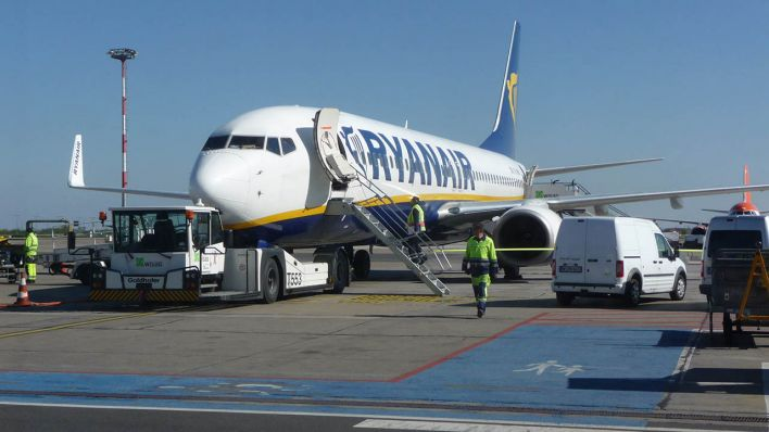 Ryanair Will Basis In Berlin Tegel Errichten Rbb24