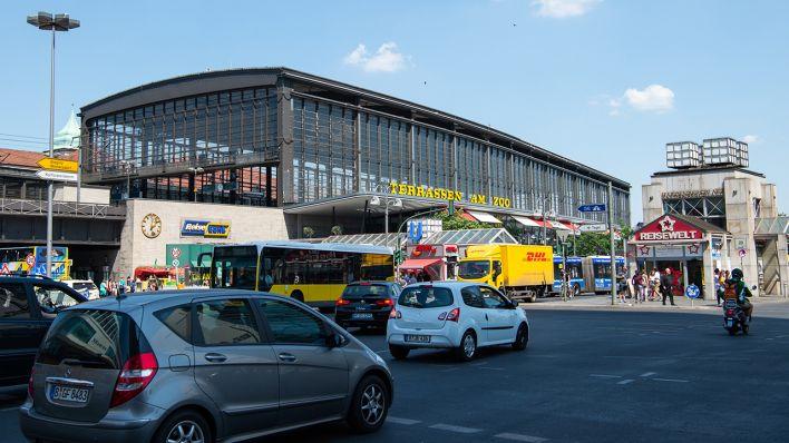Längere Umsteigezeiten Bauarbeiten Sorgen Für Umwege Am Bahnhof