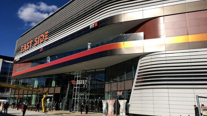 69 einkaufszentrum er ffnet wie viele malls braucht berlin rbb 24. Black Bedroom Furniture Sets. Home Design Ideas