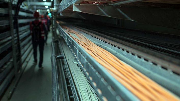 Bericht: Kabelschächte am BER stehen unter Wasser