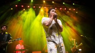 The Growlers beim Konzert in London Anfang November 2018