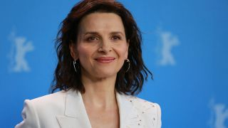 Juliette Binoche auf der Berlinale 2015 (Quelle: dpa/Pacific Press/Simone Kuhlmey)