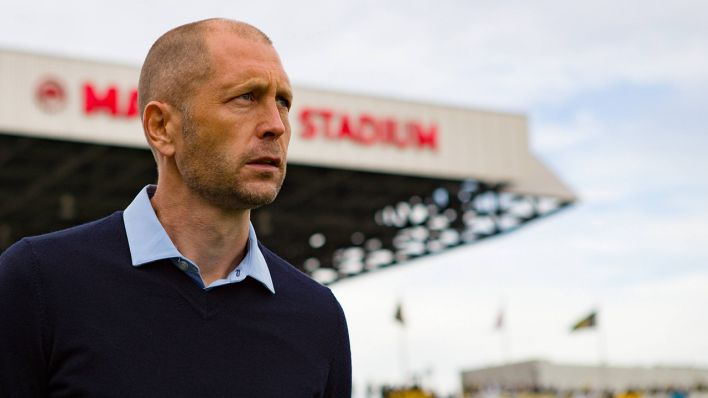 Neuer US-Nationaltrainer: Ex-Cottbus-Profi Gregg Berhalter. / imago/Icon SMI