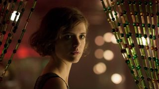 "Die Schauspielerin Liv Lisa Fries, Darstellerin der Charlotte Ritter in ""Babylon Berlin"" (Quelle: dpa/Everett Collection)"