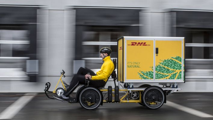 Modellprojekt In Prenzlauer Berg Berlin Schickt Lastenfahrräder