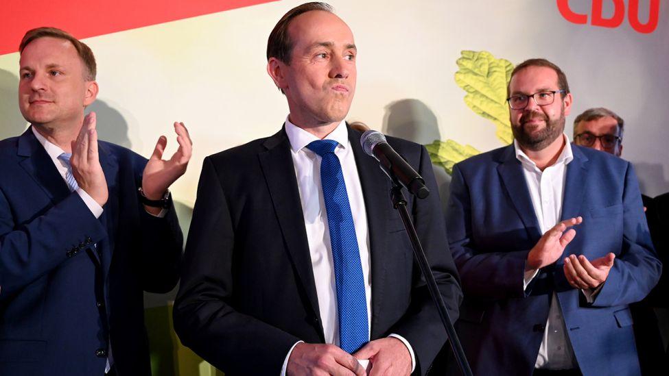 Landtagswahl Brandenburg Hochrechnung