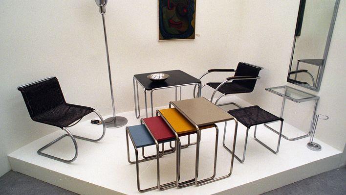 Bildergalerie 100 Jahre Bauhaus Design Zeitlos Modern Und