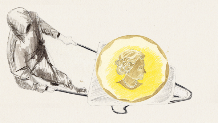 Hintergrund So Verlief Der Spektakuläre Goldmünzen Diebstahl Rbb24