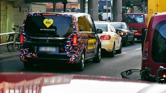 Spd Kritisiert Sammeltaxi Konzept Berlkönig Ist Kannibalisierung