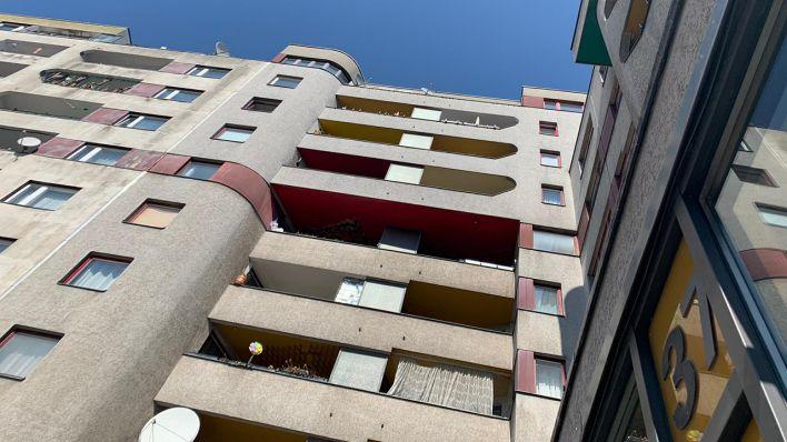 Beliebt Mieter von Kreuzberger Hochhaus wochenlang ohne Aufzug | rbb24 TW34