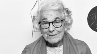 Judith Kerr am 14.05.2018 bei den British Book Awards 2018 in London.