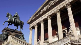 Alte Nationalgalerie in Berlin (Quelle: imageBROKER/Simon Vollmeyer)