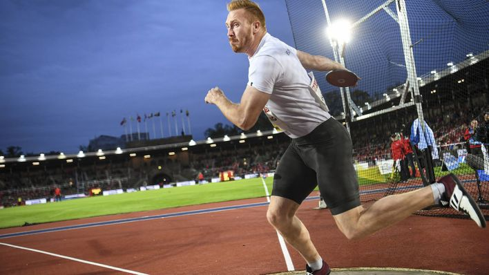 Diskus-Olympiasieger Christoph Harting Verpasst Erneut WM